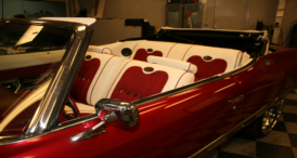 Nashville car accessory custom auto upholstery chrome vehicle packages car interior repair for Auto interior customizing shops